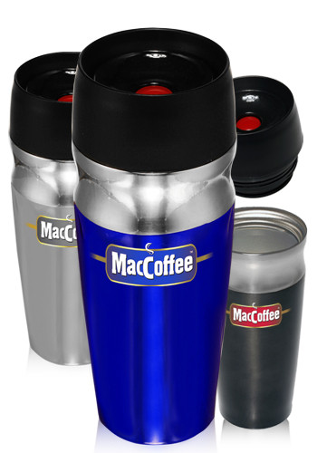 #TM660 16 oz. Double Insulated Engraved Travel Mugs