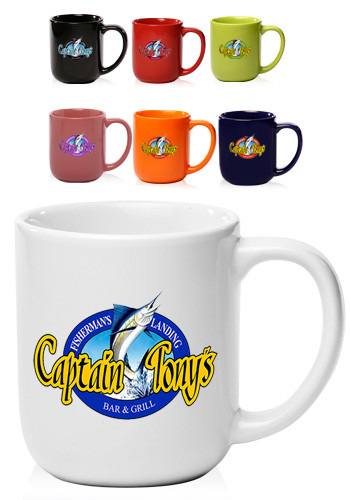 Custom Coffee Mugs Personalized With Logo From 59