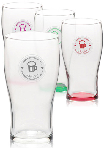 Personalized Beer Glasses &