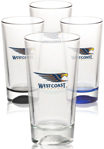 Football Pint Glasses