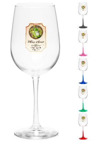Tall Wine Glasses