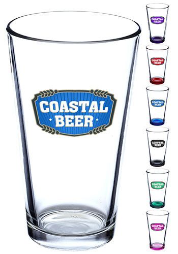 personalized beer glasses mugs with custom logo from 45