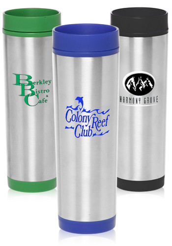 Slim Travel Mugs