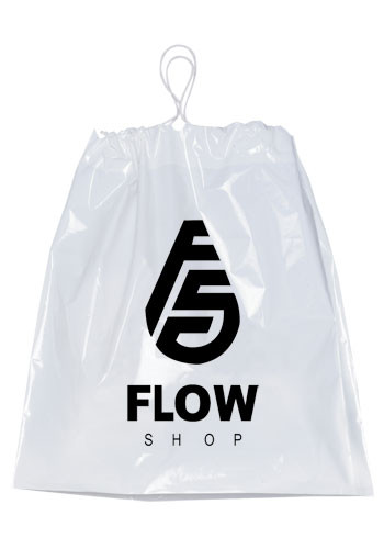 Promotional Cotton Draw Dawstring Plastic Bags