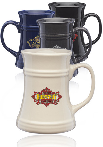 Ceramic Tankard Beer Mugs