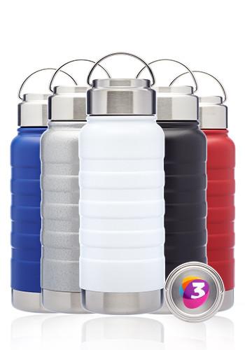 17 oz. Jupiter Barrel Water Bottles with Handle | WB330