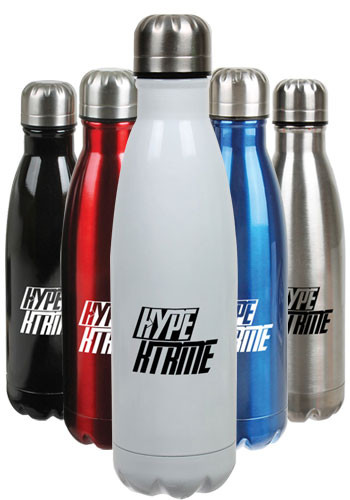 17 oz. Stainless Insulated Water Bottles | EDSWB160