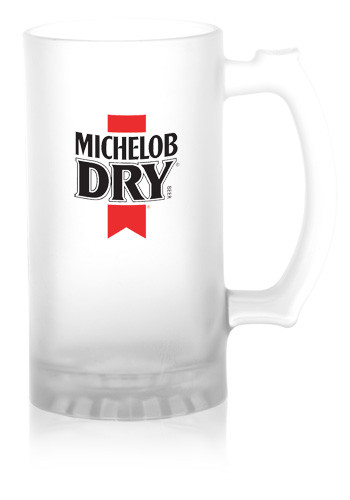 #BM16FR Imported 17oz. Frosted Sports Beer Mug