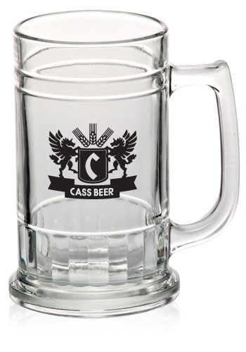 18 oz. Footed Beer Mugs