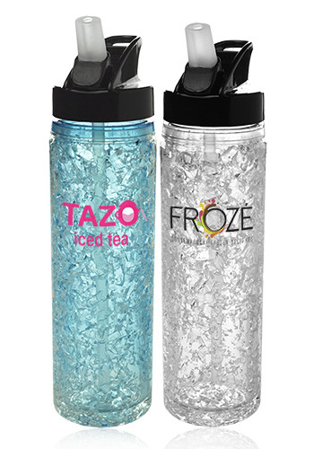 Plastic Freezer Water Bottles
