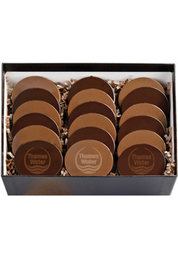 18 Round Cookies in  Cookie Gift Boxes | CICFBR