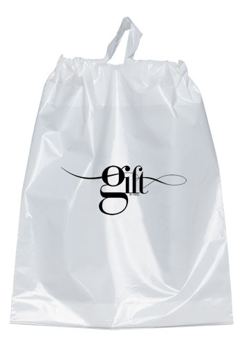Custom drawstring plastic bags bm20wfs1820 discountmugs for Custom plastic t shirt bags