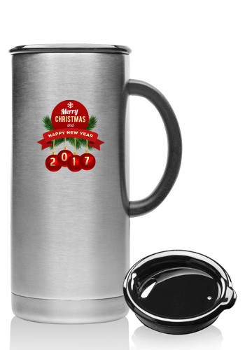 19 oz Vacuum Double Wall Insulatesd Tall Stainless Steel Travel Mugs | TM311