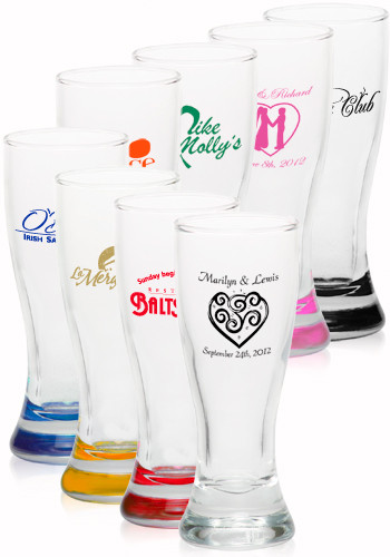 libbey mini pilsner shot glasses