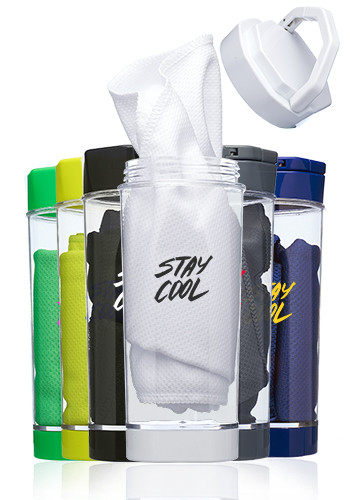 Custom 2-in-1 Cool Down Sports Kits