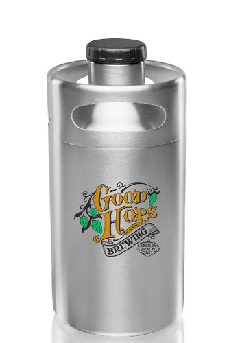 Mini Keg Growlers