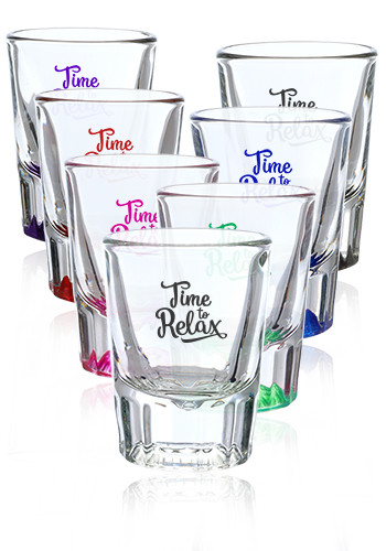 2 oz. ARC Heavy Base Shot Glasses | J6287