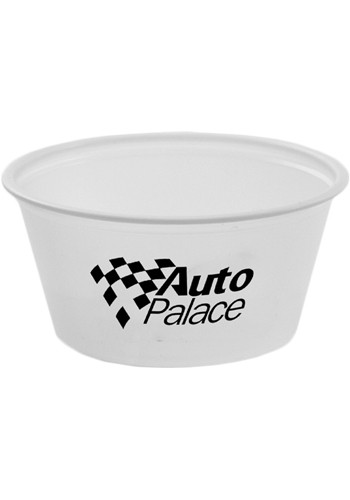 2 oz. Frosted Plastic Serving Cups | TSP200