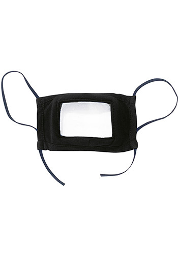 Personalized 2-Ply Youth Masks With Anti-Fog Window