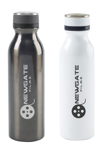 Customized 20 oz Aviana Luna Double Wall Stainless Bottles