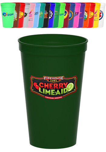Full Color Stadium Cups