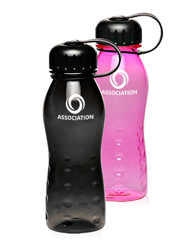 22 oz. Plastic Sports Bottles with Twist Lid | PC22