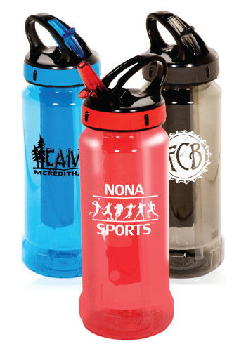Custom 24 oz. Cool Gear Hydrator Bottles