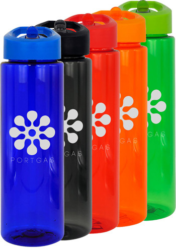 24 oz. Pop Up Colorful Bottles | ASCPP4516