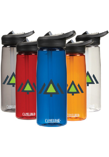 Customized 25oz CamelBak Eddy Bottles