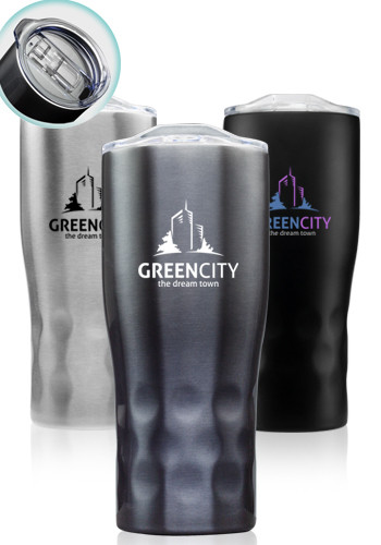 25 oz. Huckleberry Grip Stainless Steel Tumblers | TM339