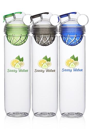 27 oz. Gridiron Infuser Water Bottles | PG251