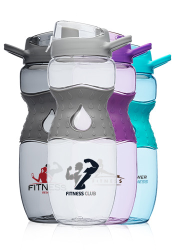 27 oz. Heathrow Plastic Water Bottles | WB290
