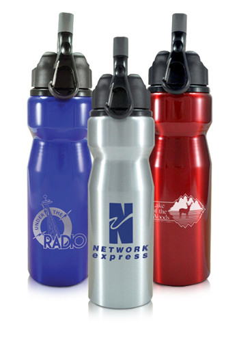 Personalized 27 oz. Performance Bottles