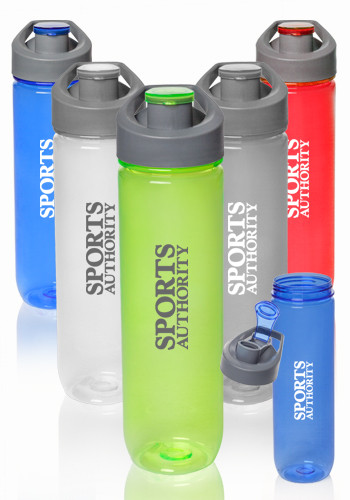 Clear Plastic Sports Bottles