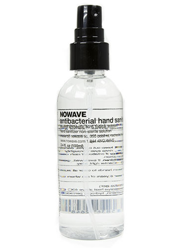 3.4oz USA Made Antibacterial Hand Sanitizer Sprays   IDHSBVA02