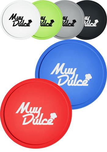 3.85 Inch Silicone Coasters| PLKU118