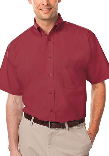 Blue Generation Men's Short Sleeve Poplin Shirts | BGEN7210S