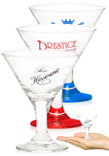 Mini Martini Shot Glass