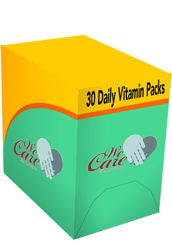 Promotional 30 Day Vitamin Packs