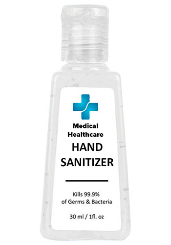 Promotional 30 ml Antibacterial Hand Sanitizers