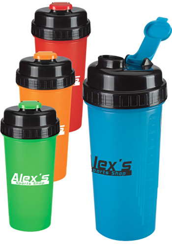 32 oz Typhoon Ultimate Neon Shaker Bottles | X20199