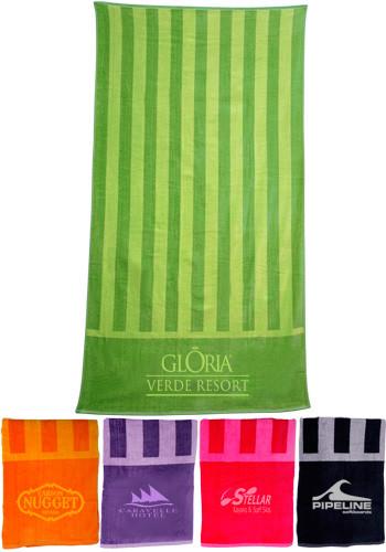 Terry Velours Vintage Stripes | TCOS150