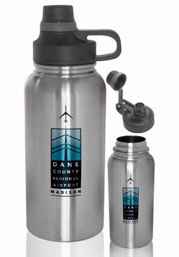 Vacuum Stainless Steel Water Bottles