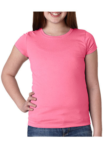 Next Level Girls Princess Tees | NL3710