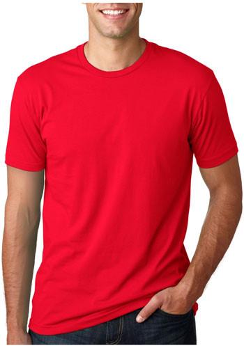 White Pack of 12 3XL Next Level Premium Soft Rib Knit T-Shirt