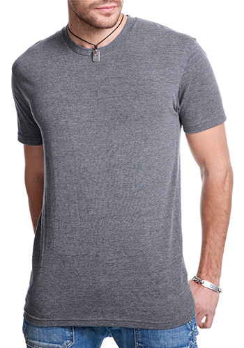 Next Level Mens Tri-Blend Crew T-shirts | NL6010
