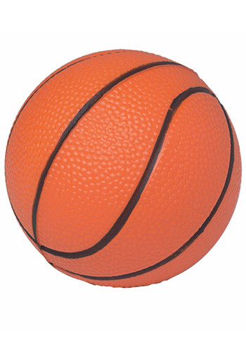 4.5 inch Basketball Stress Balls | AL26322