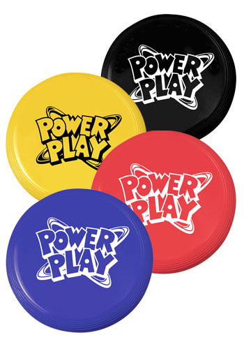 Bulk 4 in. Plastoc Flying Discs