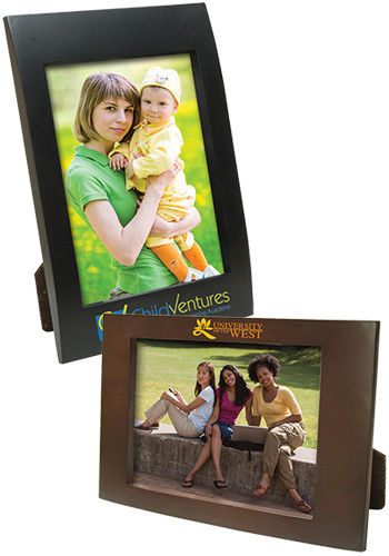 Promotional 4W x 6H inch Faux Wood Frames