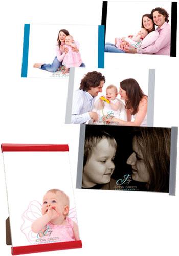 4W x 6H inch Three Piece Clip Frames | IL8646